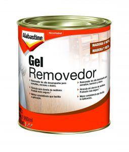 Gel Removedor Alabastine 750 g