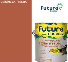 TINTA PARA TELHA e PEDRA FUTURA 3,6 L