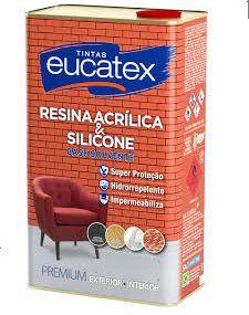 RESINA ACRÍLICA EUCATEX 5 L