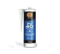 PU 40 FIFTY USO GERAL 400 g - Cinza