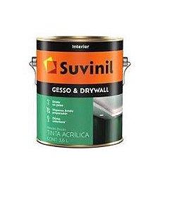 GESSO & DRYWALL SUVINIL 3,6 L