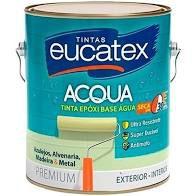EPÓXI BASE ÁGUA EUCATEX 3,6 lts