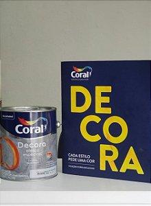 Decora Efeitos - Cimento Queimado - 4,1 kg