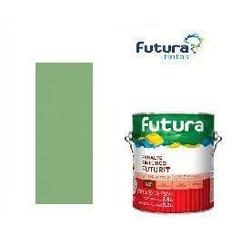 ESMALTE FUTURIT VERDE NILO 3,6 L - Brilhante