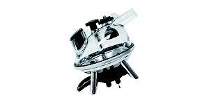 COLETOR COMPLETO BASE INOX 350 CC (ORBITAL)