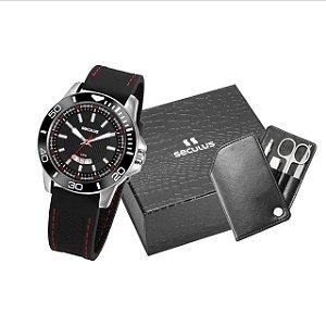 Relógio Seculus 20791g0svnu1k1