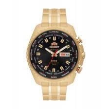 Relógio Analógico Automático Dourado 469gp057