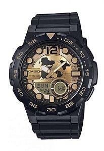 Relógio Casio AEQ100BW9AVDF