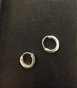 Argola Prata 925 7mm