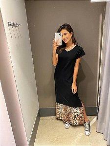Vestido longo Loa