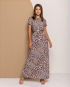Vestido longo Mayra Fluit