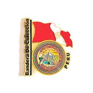 Pin, DSA Bandera de Colección, Peru
