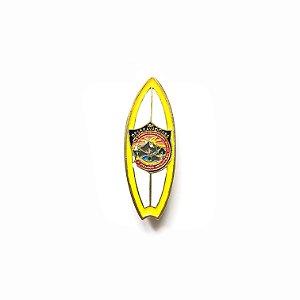 Pin, DSA 2019, Prancha das cores das classes, Amarelo, Desbravadores