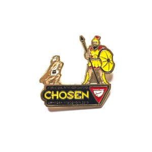 Pin, Chosen, Davi e Golias