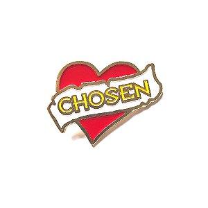 Pin, Coração Chosen
