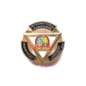 Pin, Chosen, símbolo com triangulo