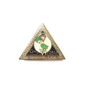 Pin, Grito da Vitória, Triangulo