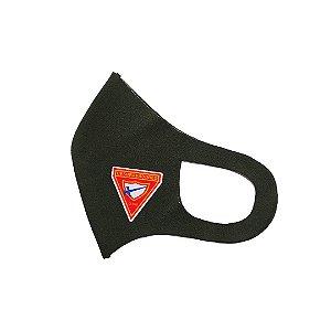 Mascara cortada a laser, DBV, verde
