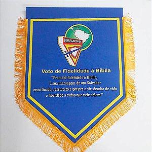 FLAMULA, VOTO DE FIDELIDADE BA BÍBLIA DBV