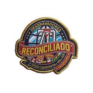 TRUNFOS/PACH'S  COMEMORATIVO 70 ANOS DESBRAVADORES, RECONCILIADO
