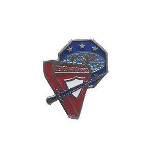 Pin, logo LD4