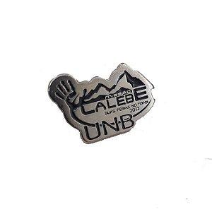 Pin calebe, UNB, 2012