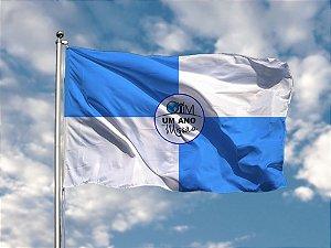 Bandeira, um ano em missão