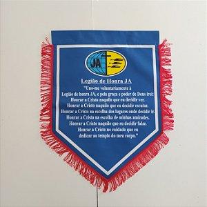 Flamula, J.A, legião de honra JA