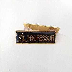 Tira de cargo metal, Professor