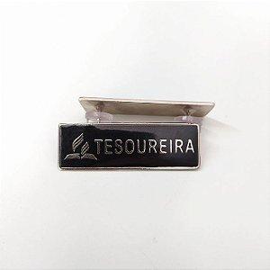 Tira de cargo metal, Tesoureira níquel