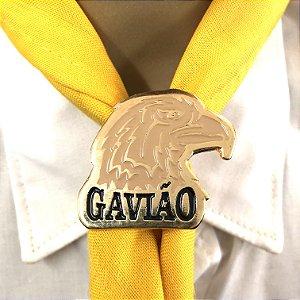 Prendedor de lenço, Gavião