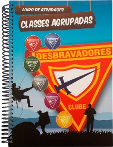 Caderno de classes Agrupadas