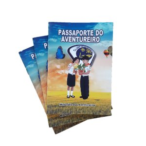 Passaporte do Aventureiro