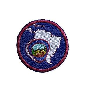 Logo A4 Bordado
