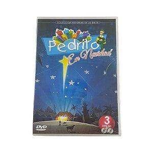 DVD, Pedrito, En Novidad