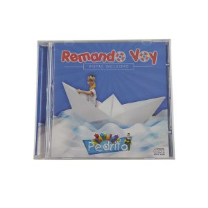 CD, Pedrito, Remando Voy