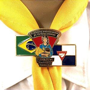 Prend. de lenço, Linaje de Campeones, Bandeira do Brasil e DBV
