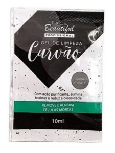 Gel de Limpeza Carvão Ativado - Face Beautiful
