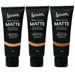 Base Líquida Matte - Luisance