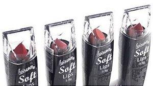 Batom Soft Lips - Luisance