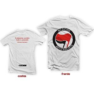 Camisa Medicina Antifascista