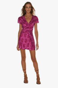 VESTIDO LEELA JESSIE SHORT DRESS