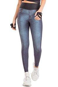 Calça Fuso Jeans Rever Motion