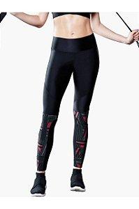 Calça Legging com Cós Anatômico Trainning