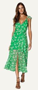 Vestido Petal G Fox Midi Dress
