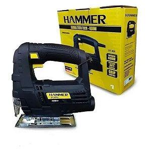 Serra Tico Tico 400W Com Proteção Anti-Resíduos Hammer 110v