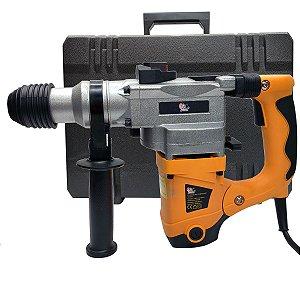 Martelete Rompedor e Perfurador 6J 1.250W SA-9222 SA Tools