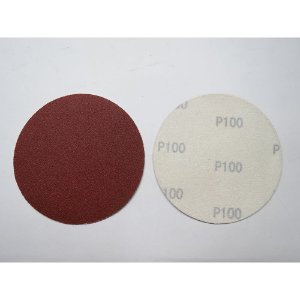 Disco De Lixa Com Aderência Grao 100 125mm 10x1 738509 Mtx