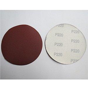 Disco De Lixa Com Aderência Grao 220 125mm 5x1 738099 Mtx
