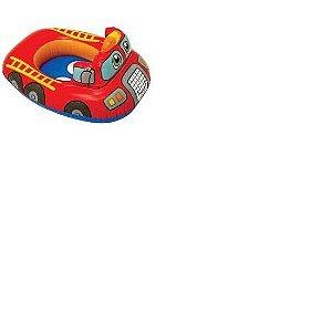 Boia Bombeiro Infantil Baby Bote Kiddie Intex 59586B